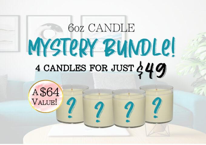 isle 6oz Mystery Candle Bundle