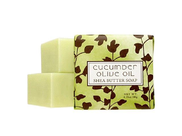 Cucumber Shea Butter Bar Soap