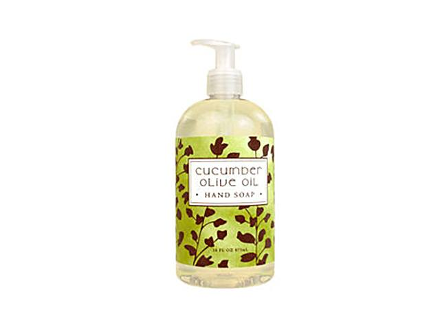 Cucumber Olive Oil Hand Soap
