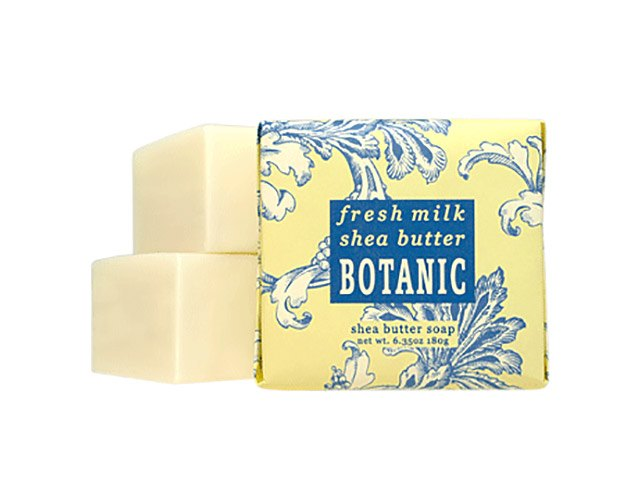 Fresh Milk Shea Butter Bar Soap