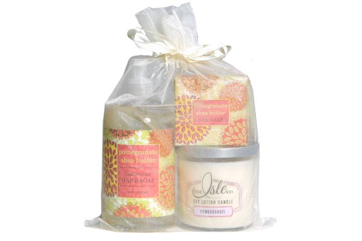 Perfectly Pomegranate Gift Bag