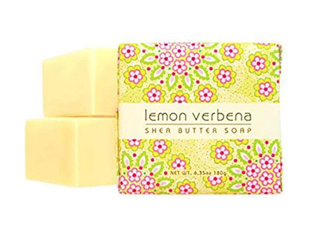 Lemon Verbena Shea Butter Bar Soap