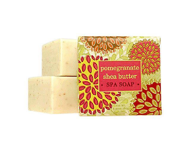 Pomegranate Shea Butter Bar Soap