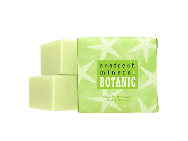 Sea Fresh Shea Butter Bar Soap