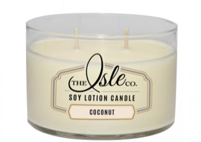 isle Bundle 17oz Candles (4)
