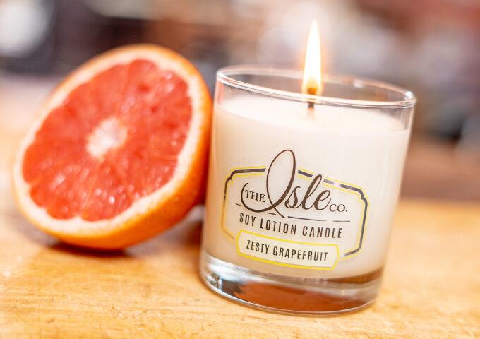 isle Zesty Grapefruit