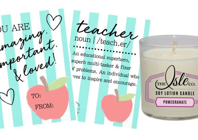 isle ~ Limited Edition / Teacher Box ~