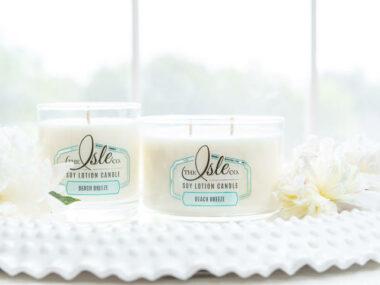 Isle Lotion Candles & Melts