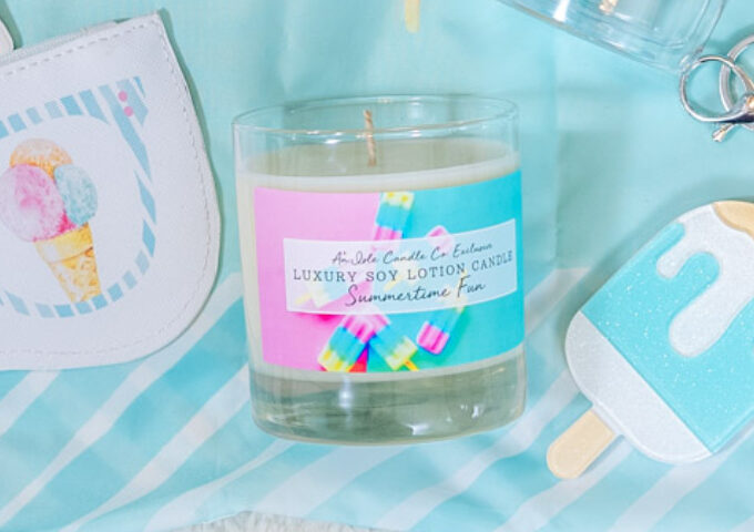 isle ~Summer Box / Summertime Fun (Turquoise)~