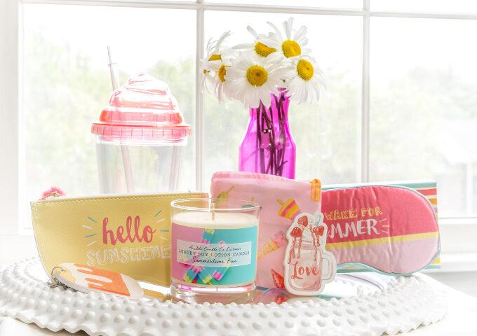 isle ~Summer Box / Summertime Fun (Pink)~